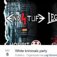 Chitarre e teste rasate: a Bologna torna il raduno nazi-rock