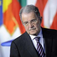 """Prodi: """"I grillini mi fanno impressione"""". E li paragona a Marine Le Pen"""