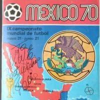 E' di un bambino di Sassuolo l'album Panini più prezioso: Mexico 70 con