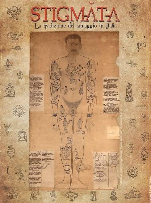 Stigmàta, la storia dei tatuaggi
