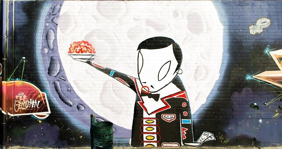 La Street Art ferrarese