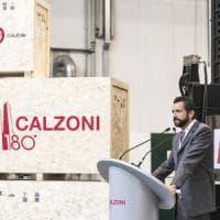 Calzoni, da Bargellino la supertecnologia per le marine di mezzo mondo