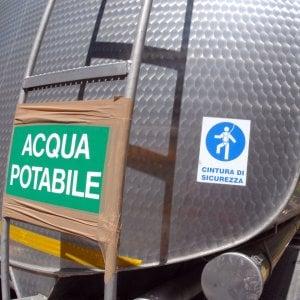 Bologna, mercoledì zone senza acqua