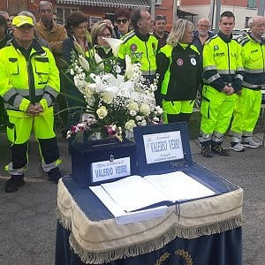 Ad Argenta i funerali di Verri, ultima vittima del killer della Bassa