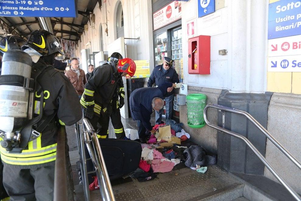 Bologna, falso allarme bomba in stazione