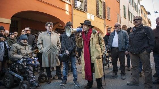 Bologna, chiesta l'archiviazione sulle frasi di Oreste Scalzone