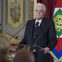 Il presidente Mattarella a Carpi per la Festa della Liberazione