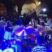 La Banda Rulli Frulli, dalle macerie del terremoto la voglia di musica