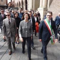 25 aprile, Boldrini a Bologna: