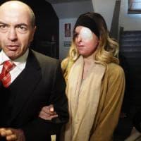 Rimini, in tribunale Gessica incontra l'ex che l'ha sfregiata