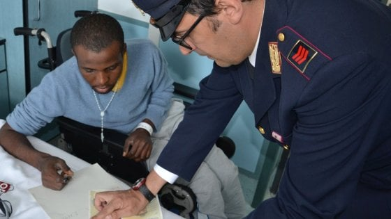 Rimini, concesso il permesso di soggiorno al nigeriano aggredito per ...