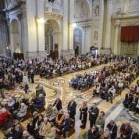 Bologna, addio a Guazzaloca. I funerali in San Pietro