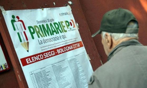 Primarie Pd, affluenza quasi dimezzata a Bologna: 30 mila elettori in meno rispetto al 2013