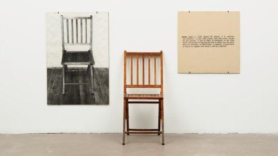Joseph Kosuth inaugura l'anno all'Accademia di Belle Arti di Bologna