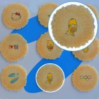 Il dolce business (milionario) di Lesepidado: stampare inchiostro sulle torte