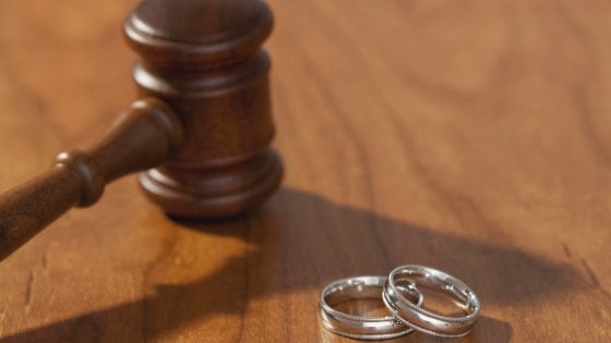 Sentenza storica per gli italiani che vogliono divorziare