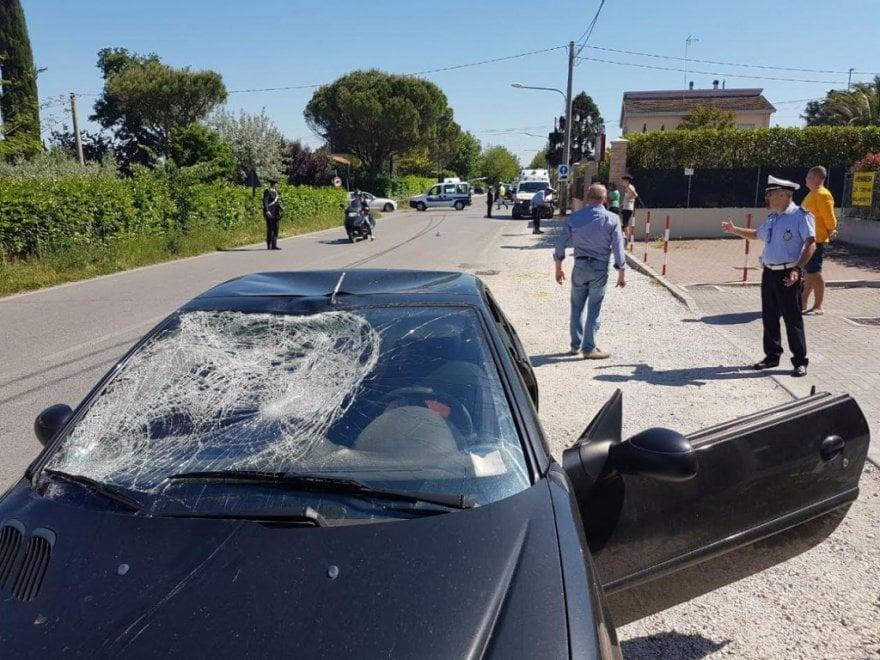Nicky Hayden investito in bici a Rimini: il luogo dell'incidente