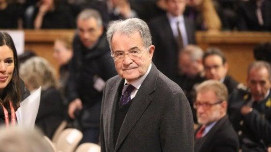 """Prodi e l'allarme lavoro: """"A Bologna mancano mille periti, ci salverà la Sicilia"""""""