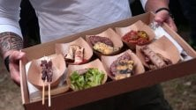Weekend di leccornie Cucine a spasso  e Beer'n'Grill festival
