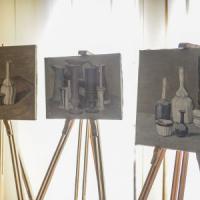 Bologna,  scoperti tre falsi dipinti di Morandi