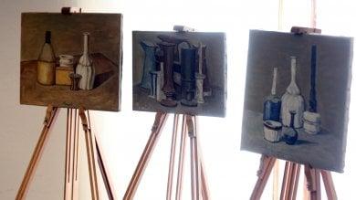 Scoperti falsi dipinti di Morandi -   foto