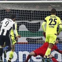 Bologna-Juventus, stadio pieno