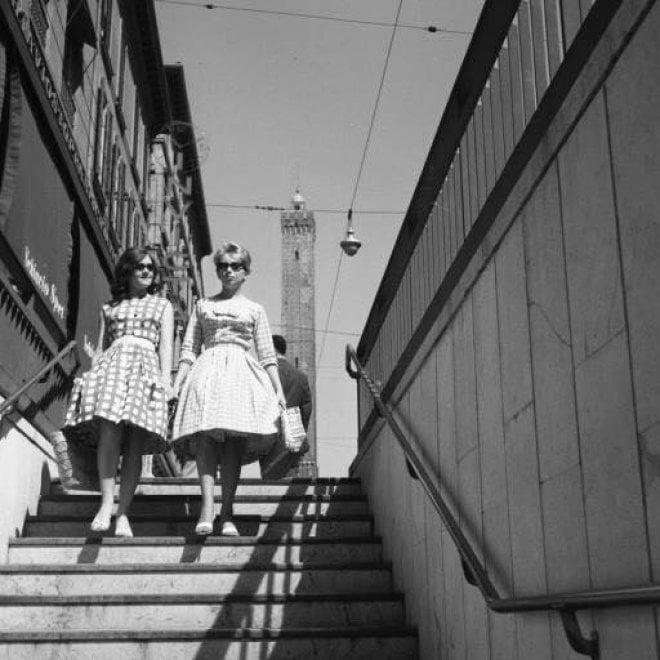 Bologna Fotografata, tre secoli in mostra nel sottopasso di via Rizzoli
