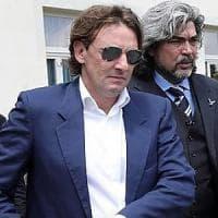 Calcioscommesse, il processo a Signori si sposta a Bologna