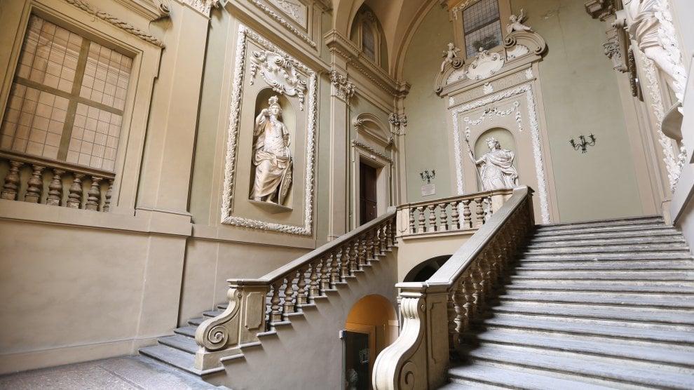 Bologna, nelle sale di Palazzo Pallavicini