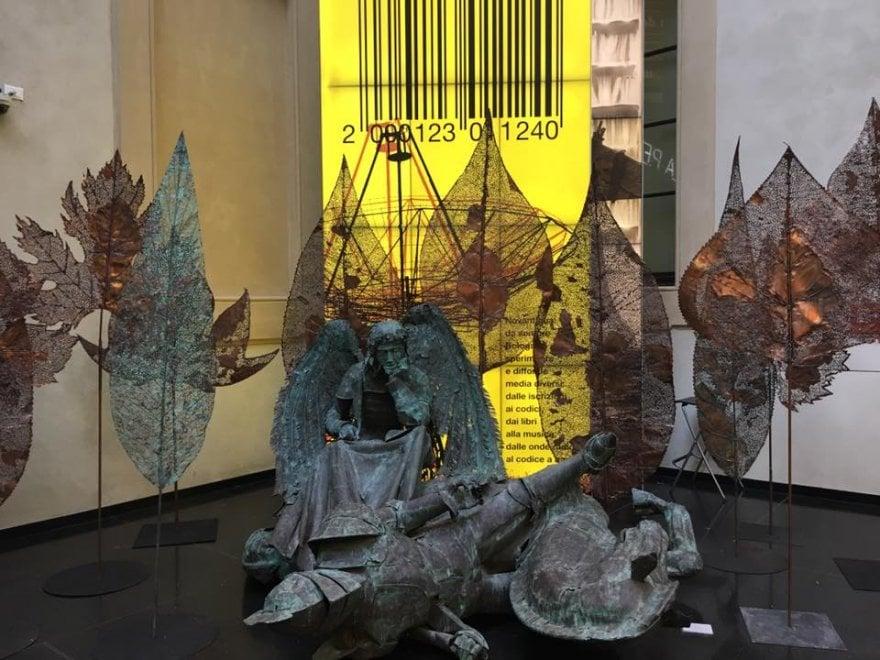 """""""Le materie dei sogni"""", a Bologna le grandi sculture di Nicola Zamboni"""
