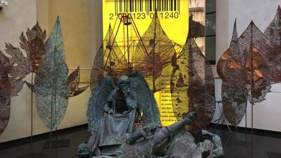 Arte-fatti, le mostre a Bologna e dintorni. Le sculture di Nicola Zamboni