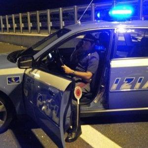 Bologna, rapina sull'A13: casellante legato dai ladri