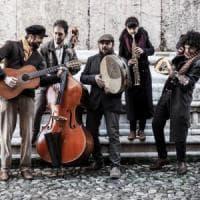 Lame da Barba, tra mandolini e Balcani:
