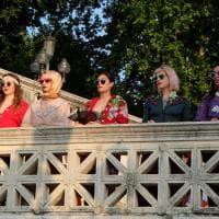 We are fake, la sfilata degli studenti dell'Accademia di Belle arti