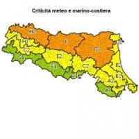 Emilia-Romagna, allerta meteo arancione per temperature estreme