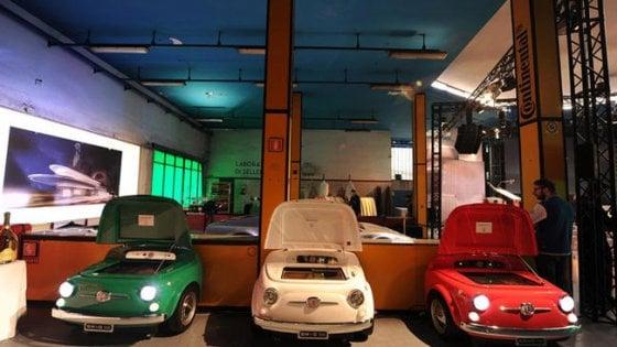 Expo come vetrina, ora la Paolo Castelli apre negozi in Cina