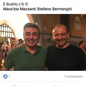 Elezioni 2017 Budrio, il sindaco renziano festeggia la vittoria del collega che ha sconfitto il Pd