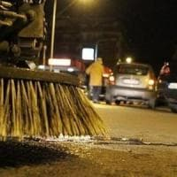 Comune Bologna: sospeso il lavaggio strade