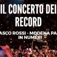 Conto alla rovescia per il megaconcerto di Vasco Rossi a Modena: tutti i numeri di evento...