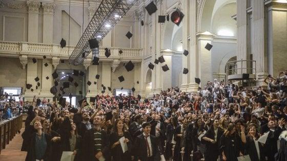 Censis, la classifica delle università: Bologna ancora prima