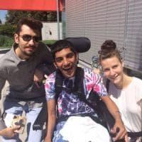 Suzzara, all'orale della Maturità prestano la voce al compagno disabile