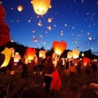 Rischio incendi, Ravenna vieta le lanterne cinesi