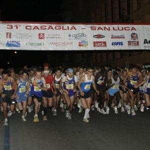 Torna la Casaglia-San Luca, l'ultimo paga la cena