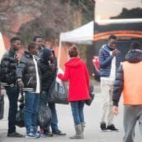 Atto vandalico contro un centro profughi a Piacenza