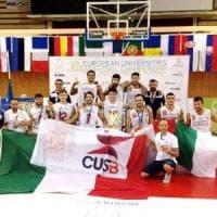 Basket universitario, Bologna campione d'Europa: prima volta per un ateneo
