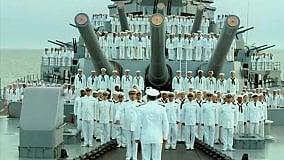 """I film in programmazione a Bologna  """"USS Indianapolis"""" Cage capitano dell'incrociatore che portò l'atomica"""