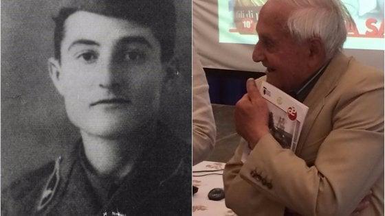 """""""Ero solo un numero, 46737"""": è morto Adelmo Franceschini, che spiegò ai bimbi l'orrore dei lager nazisti"""