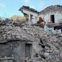 Sisma, la solidarietà dell'Emilia-Romagna: 50mila euro per il campo sportivo di Visso