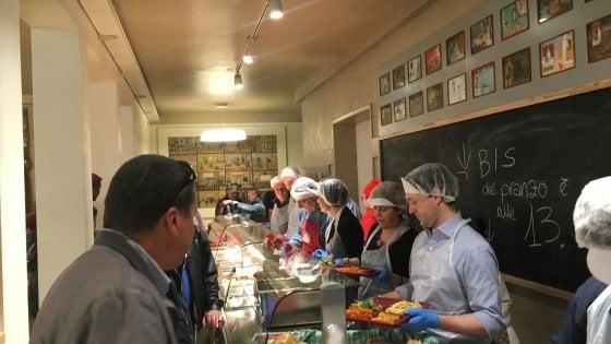 Bologna, la mensa dell'Antoniano cerca volontari per agosto