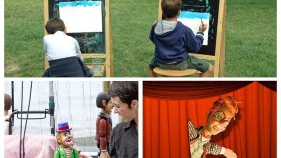 Bimbincittà: agosto con i bambini a Bologna